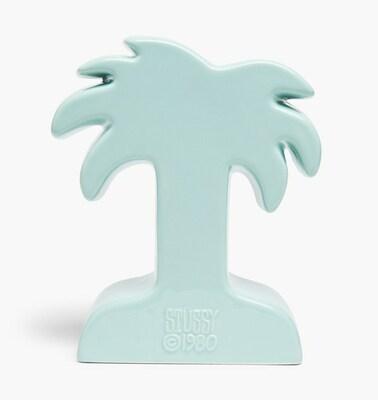 Stüssy Palm Tree Ceramic Vase
