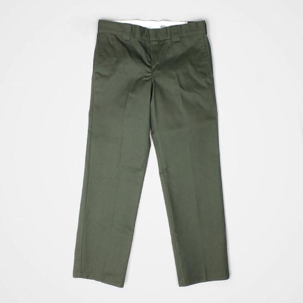 873 Work Pant (Slim Straight) Olive
