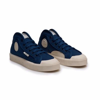 K100 Blue Off White