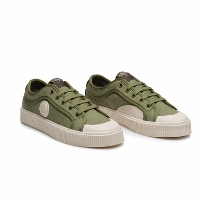 K200 Green Off White