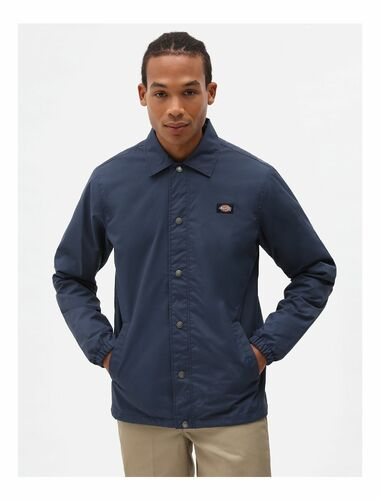 Oakport Coach Jacket Navy