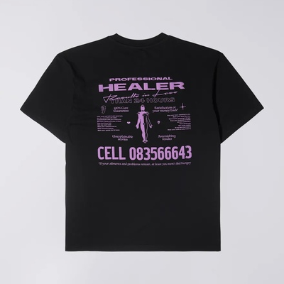 Pro Healer Tshirt Black