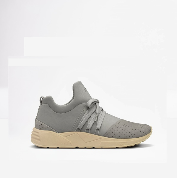 RAVEN NUBUCK S-E15 GREY TAN