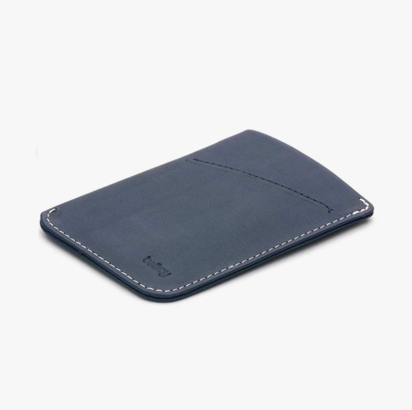 Card Sleeve Blue Steel
