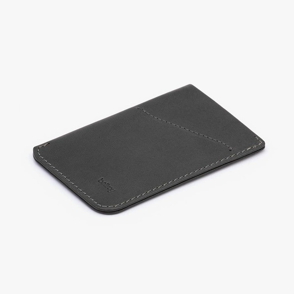 Card Sleeve Charcoal
