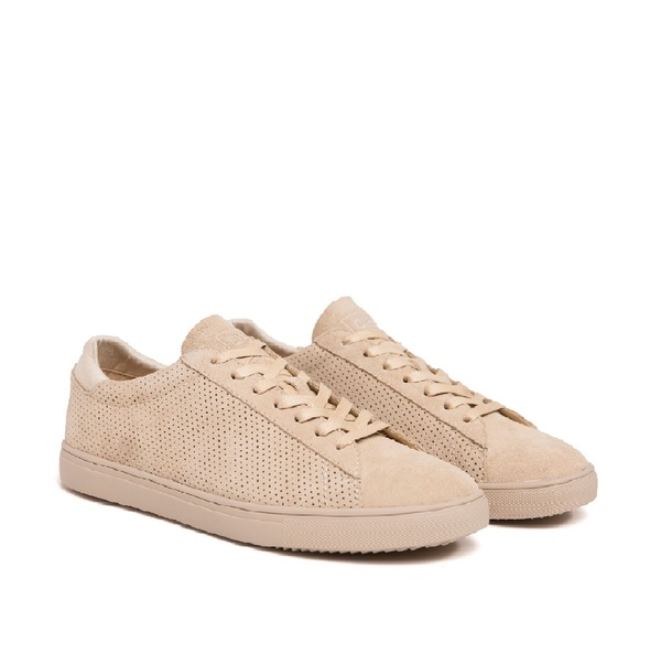 BRADLEY LIGHT TAN SUEDE