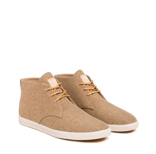 STRAYHORN TEXTILE TAN HEMP CANVAS