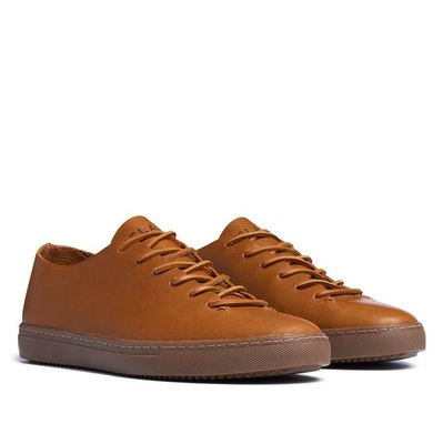 ONE PIECE CURRY LEATHER TOBACCO