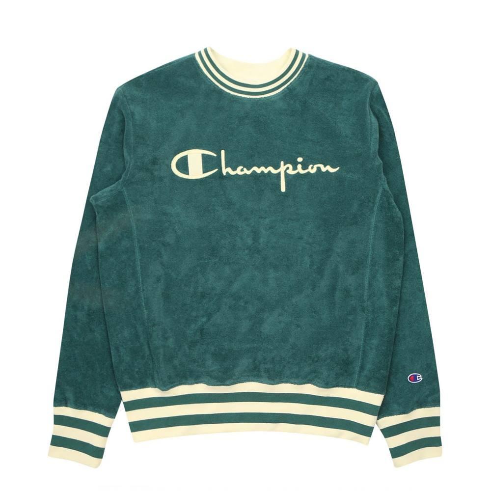 Champion Reverse Weave Reverse Terry Crew Sweat ($99