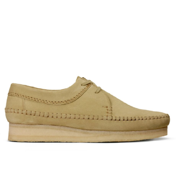 Weaver MAPLE SUEDE