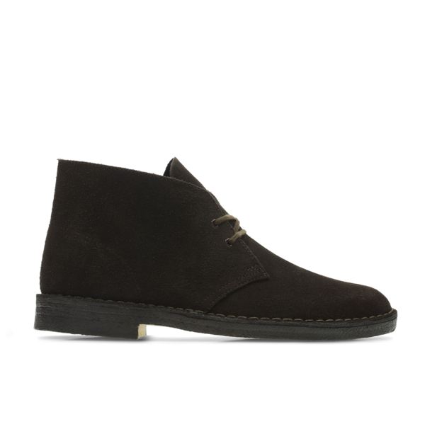 Desert Boot Brown Suede