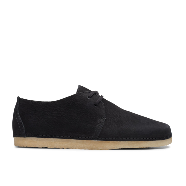 Ashton Black Nubuck