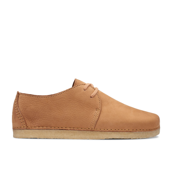 Ashton Light Tan Nubuck