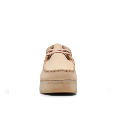 Wallabee Lo Light Pink