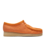 Wallabee Orange Textile