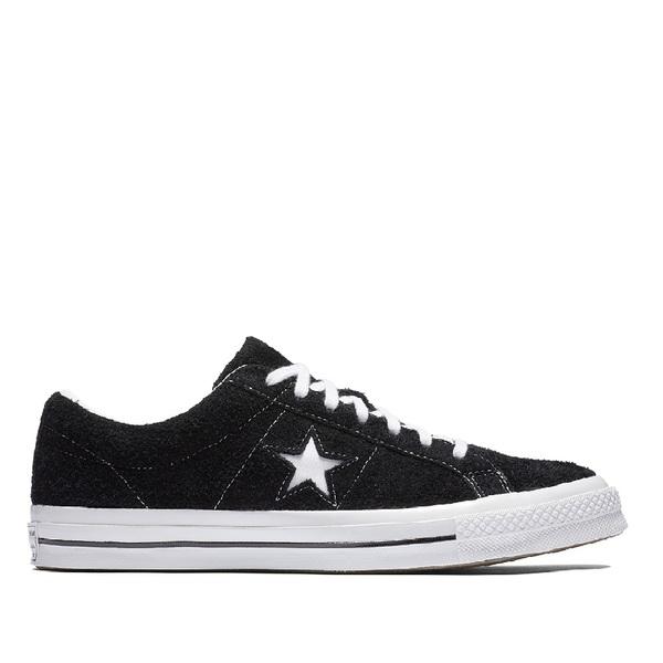 One Star Premium Suede Black