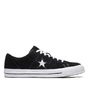 One Star Premium Suede Black