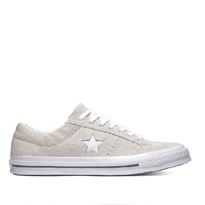 One Star Vintage Suede Low Top White