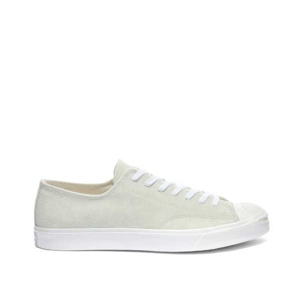 Jack Purcell Ox Suede Egret / White