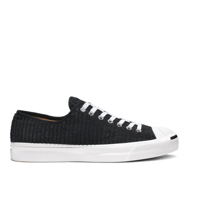 Jack Purcell Corduroy Low Top Black