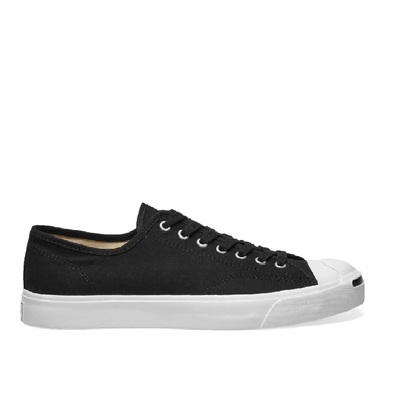 Jack Purcell Canvas Low Top Black