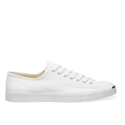 Jack Purcell Canvas Low Top white