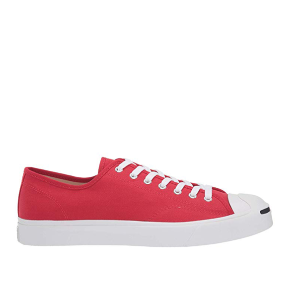 Jack Purcell Canvas Low Top Ox Red