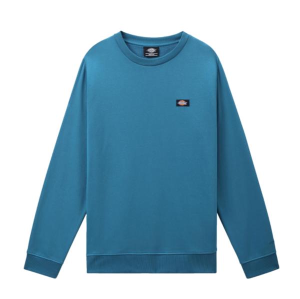 New Jersey Sweatshirt Coral Blue