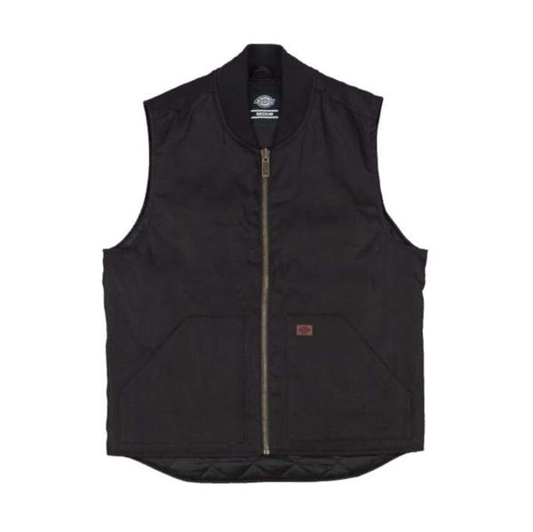 Dellwood Vest Black