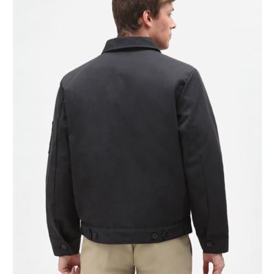 Eisenhower Insulated Lined Jacket Black