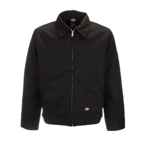 Insulated Eisenhower Jacket Black
