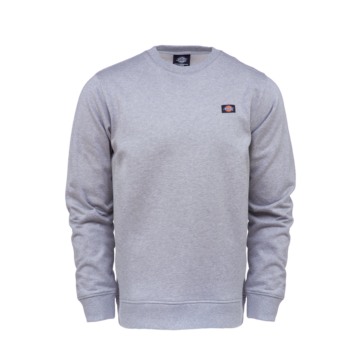 New Jersey Sweatshirt Grey Melange