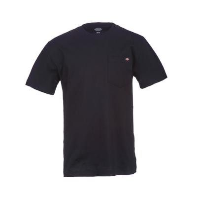 Short Sleeve Heavyweight T-Shirt Black