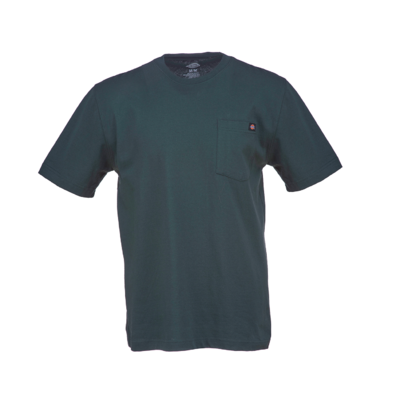Short Sleeve Heavyweight T-Shirt Hunter Green