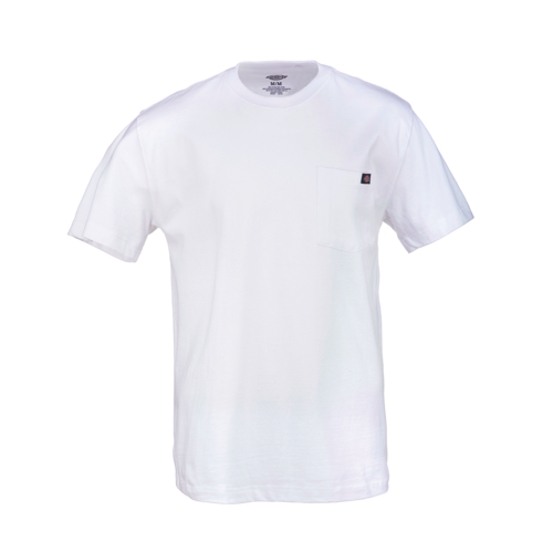 Short Sleeve Heavyweight T-Shirt White
