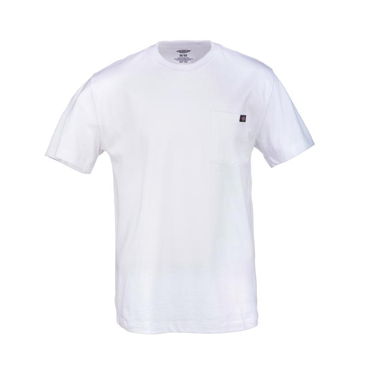 Short Sleeve Heavyweight T-Shirt White