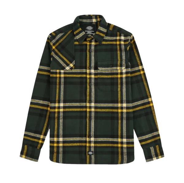 Prestonburg Shirt Olive Green