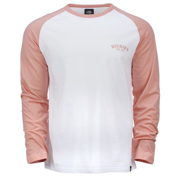 BASEBALL Long sleeve pink