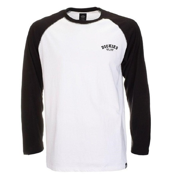 BASEBALL Long sleeve Black
