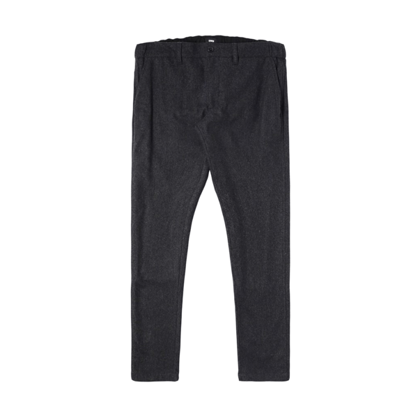 Win Pant Italian Wool Anthracite