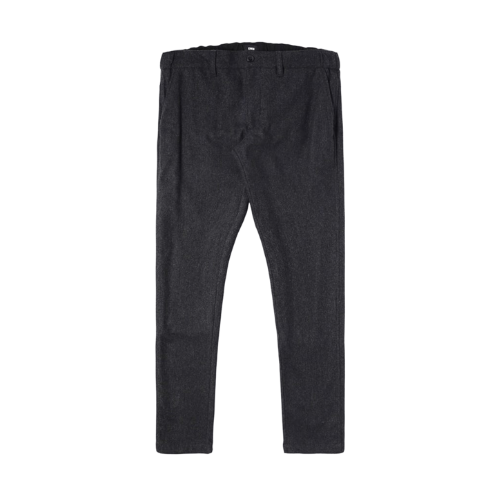 Win Pant Italian Wool Anthracite