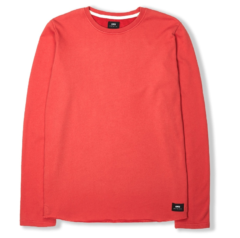 a5b48da1db2 Terry TS Long-Sleeve Red