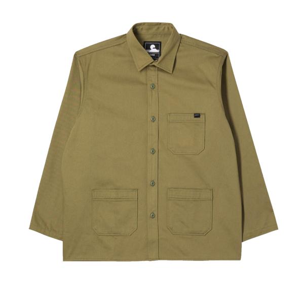 Major Shirt Martini Olive