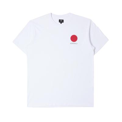 Japanese Sun T-Shirt White