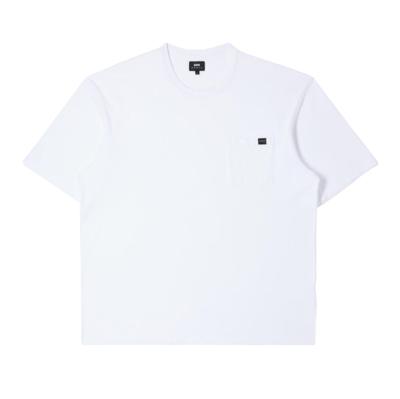 Oversized Pocket T-Shirt White