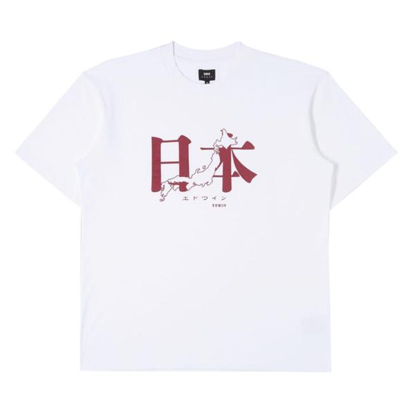 Japan Souvenir T-Shirt White