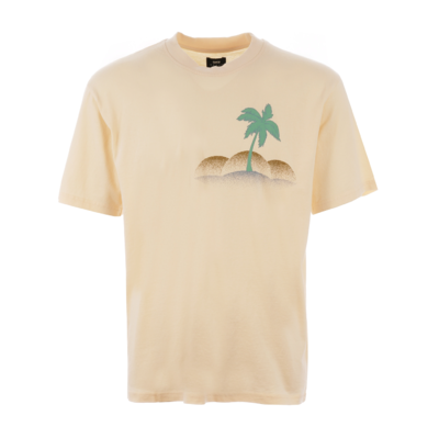Palm T-Shirt Vanilla