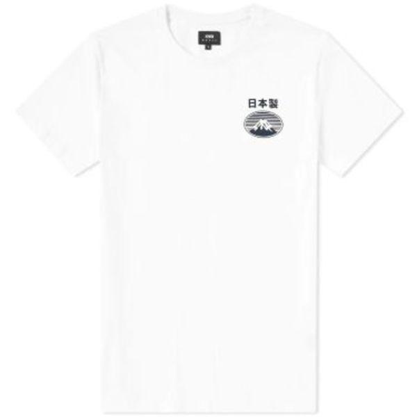 Fuji San T-Shirt White