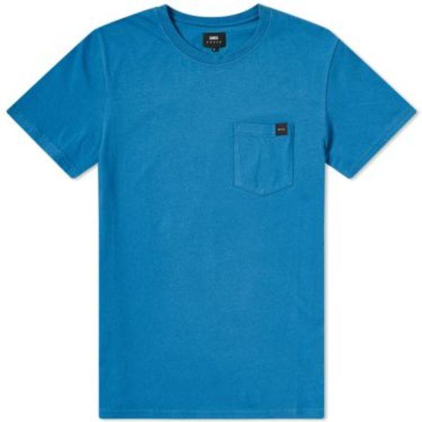 POCKET T-Shirt Blue Sapphire
