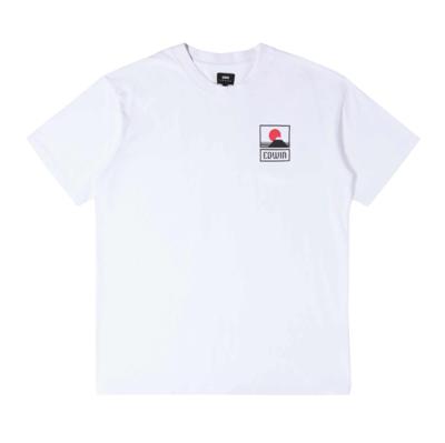 Sunset On Mt. Fuji T-Shirt White